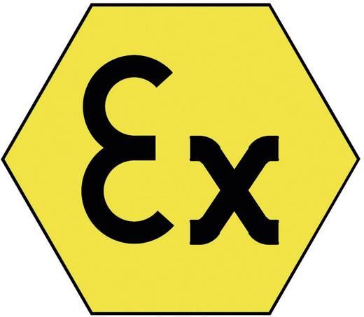 AccuLux Arbeitsleuchte Für EX-Zonen: 1, 2, 21, 22 Power LED · 5 mm LED TÜV-A 07 ATEX 0001X 457181 5 h · Pilotlampe: 85 h