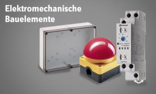 Elektromechanische Bauteile