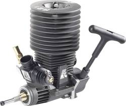 Spalovací motor Force Engine 21 CNC, 3,46 cm3, 1,4 kW, zadní výfuk