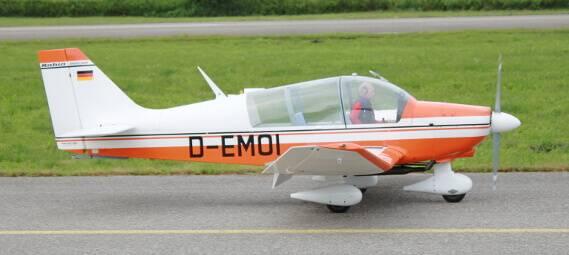 Vorbildgetreues Flugmodell