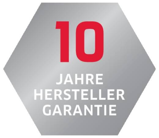 TOOLCRAFT Werkstatt Torx-Schraubendreher Größe T 6 Klingenlänge: 75 mm