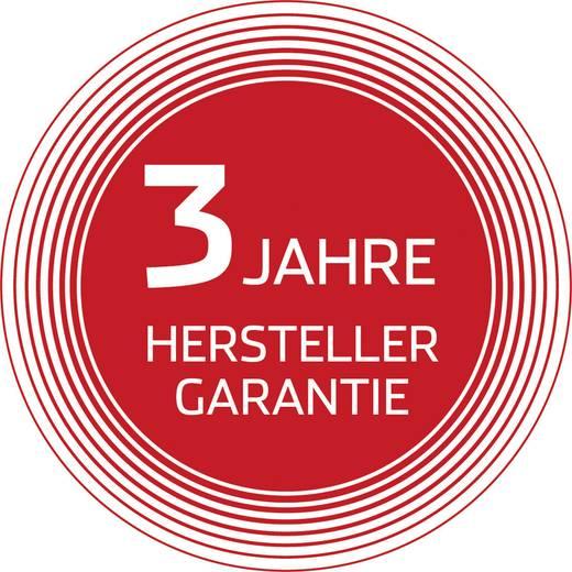 VOLTCRAFT Messleitungs-Set [Abgreifklemmen - Abgreifklemmen] 0.28 m Schwarz, Rot, Grün, Gelb, Weiß