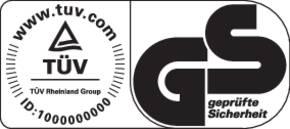 CE-Zeichen, GS-Zertifikat und TÜV-Siegel