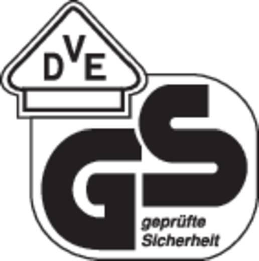 VDE Flachrundzange Gerade 200 mm TOOLCRAFT 821014