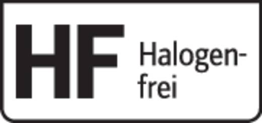 Litze SiF 1 x 1 mm² Rot, Braun Helukabel 20413R Meterware