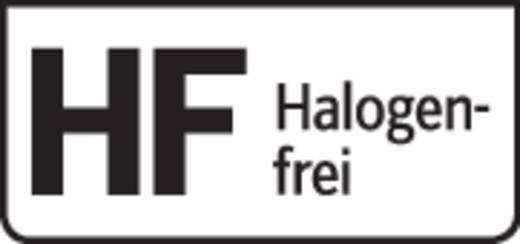 Litze SILI-E 1 x 1 mm² Grün-Gelb Stäubli 61.7554-00120 Meterware