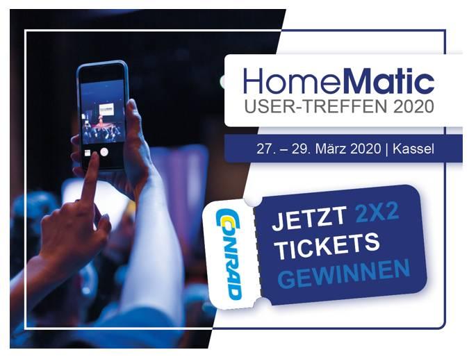 HomeMatic Usertreffen 2020