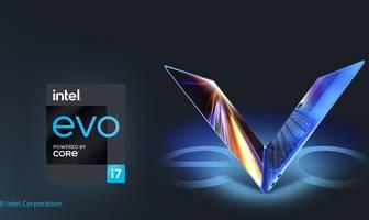 Intel® Evo™ Plattform - Arbeiten, wann und wo immer Sie wollen