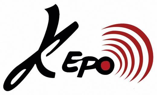 Piezo-Signalgeber Geräusch-Entwicklung: 85 dB Spannung: 5 V Dauerton KEPO KPM-G1205A-K6327 1 St.
