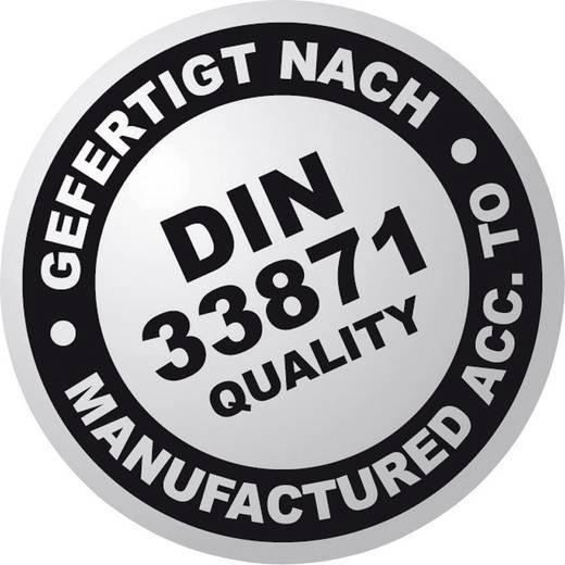 KMP Tinte ersetzt Canon CL-41 Kompatibel Cyan, Magenta, Gelb C58 1501,4030