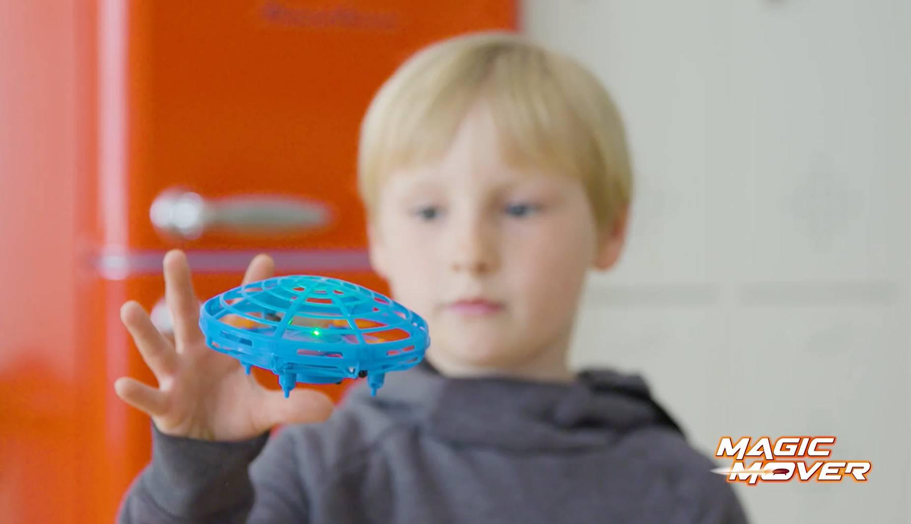 Spielzeug-Drohne mit Gestensteuerung