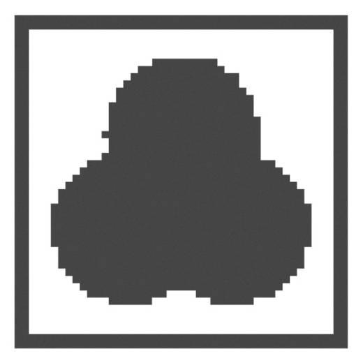 Wellrohr Schwarz 6.70 mm LappKabel 61806550 SILVYN® RILL PA6 SINUS 6,7 x 10,0 Meterware