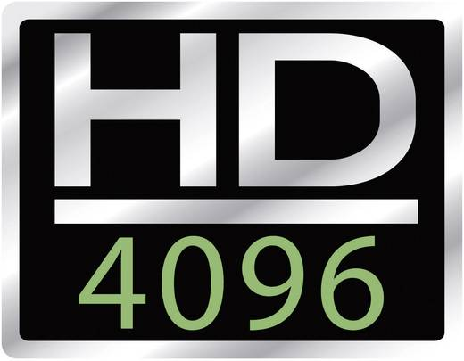 Digital-Oszilloskop Teledyne LeCroy HDO4054 500 MHz 4-Kanal 2.5 GSa/s 12.5 Mpts 12 Bit Kalibriert nach ISO Digital-Speic