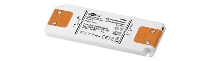 Welche LED-Treiber-Typen gibt es?