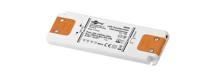 Vilka LED-drivenhetstyper finns det?