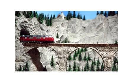 Modellbahnlandschaft