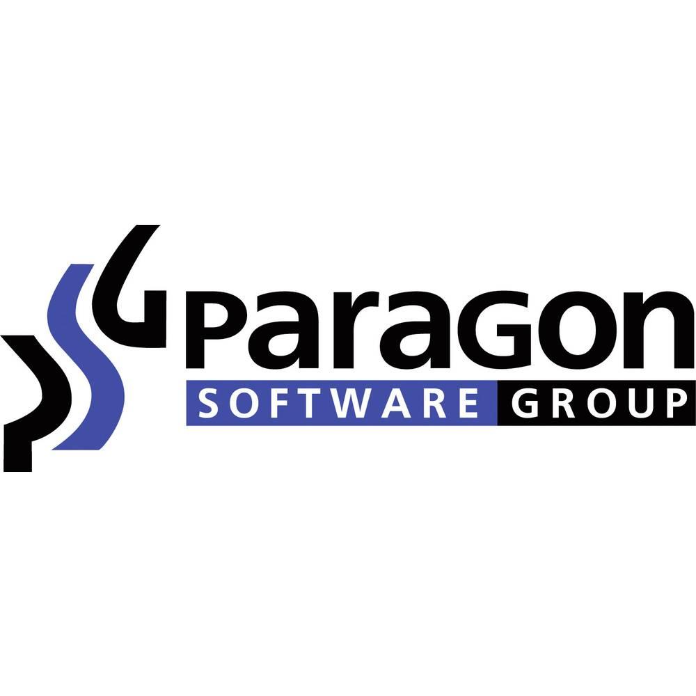 Paragon Festplatten Manager Freeware Vollversion