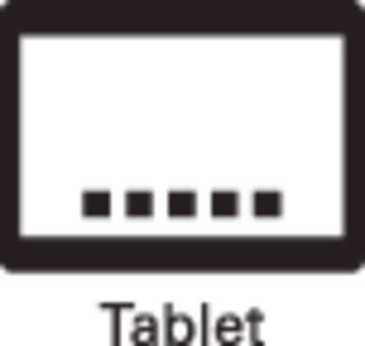 1D Wireless Barcode-Scanner Kit USB MT1097 Linear Imager Schwarz Hand-Scanner Bluetooth®, USB