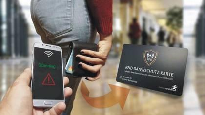 NFC-Schutzhülle