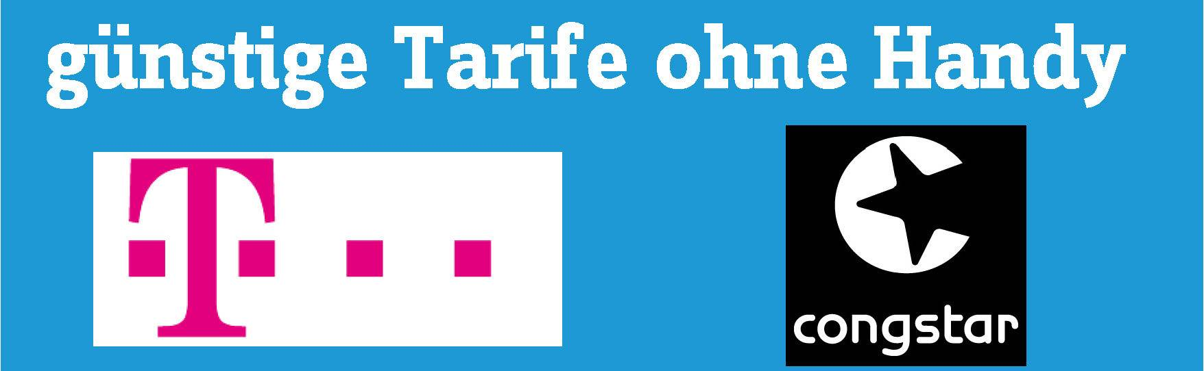 Tarife ohne Handy