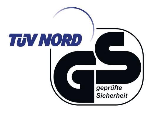 VDE-Abisolierzange Geeignet für Leiter mit PVC-Isolation 0.2 bis 6 mm² 10 bis 24 WEICON TOOLS No.6 51000006-KD