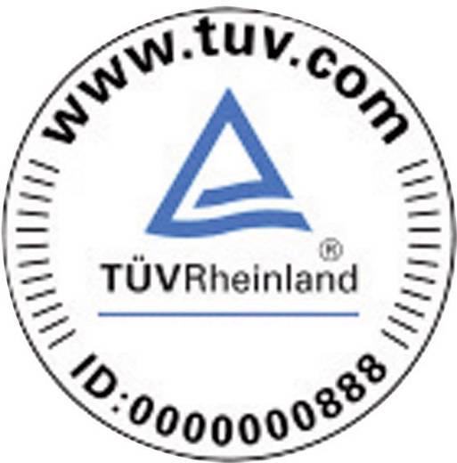 Photovoltaikkabel 1 x 4 mm² Blau Huber & Suhner 12537896 Meterware