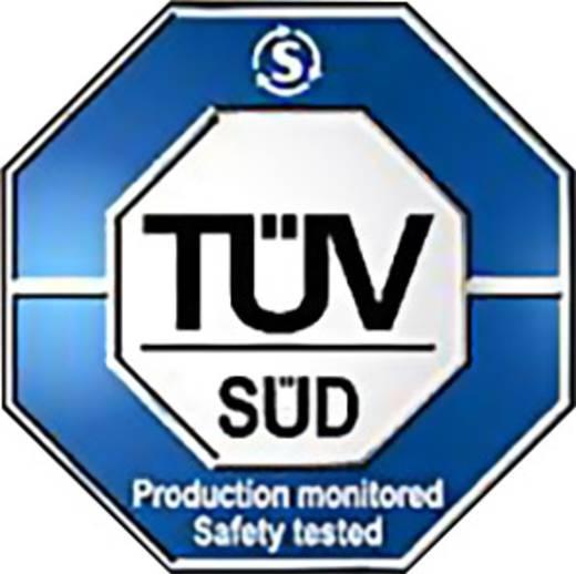 Aluminium Anlegeleiter Arbeitshöhe (max.): 2.70 m Krause PROFI-STUFEN-ANLEGELEITER (ALU), 6 STUFE 124401 Silber 3.6 kg