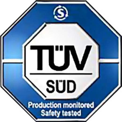 Aluminium Gerüst fahrbar Arbeitshöhe (max.): 12.30 m Krause STABILO Professional Serie 1000 758125 Silber 316 kg