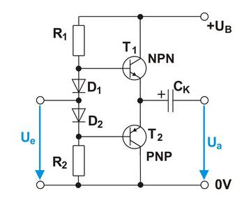 Transistorschaltung
