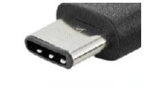 USB-C-kontakt