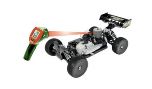Temperaturmessung am Modellmotor