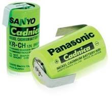 NiCd-batterier