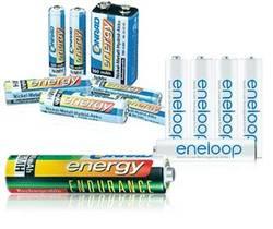 NiMH-akkubatterier