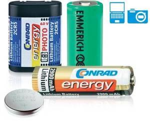 Lithium Batterien
