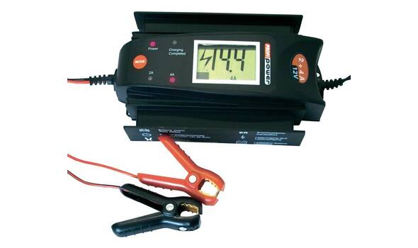 Kfz- und Lkw-Batterieladegerät