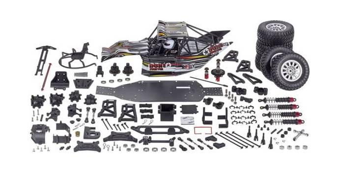 Modellauto-Bausatz