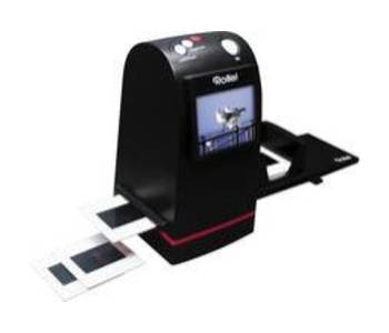 Slide scanner & photo scanner