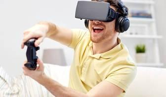 Virtual Reality hautnah erleben