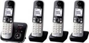 trådlös telefon;