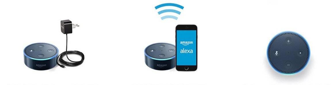 Einrichten des Amazon Echo