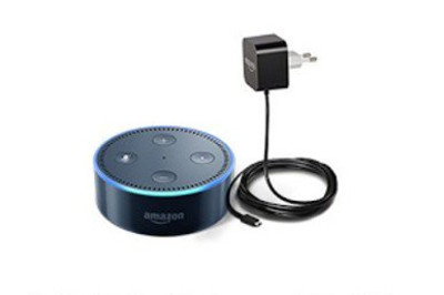 Connect Amazon echo to a power source