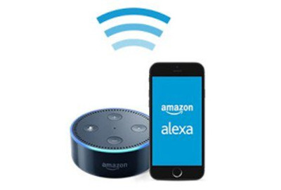 Connect your smartphone to the Alexa app