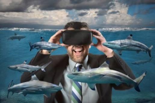 Mit Virtual Reality in fremde Welten eintauchen