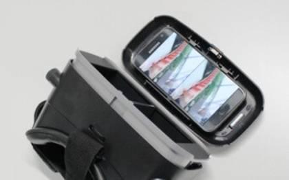 3D-Video mit Smartphone-Brille