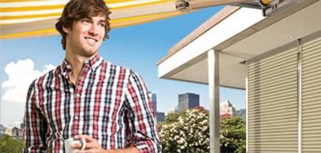 rademcher Haussteuerung Anwendungsbeispiel Energiesparen