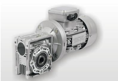 Schneckenradgetriebe-Motor