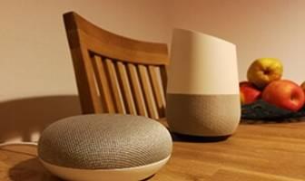 Google Home und Google Home mini