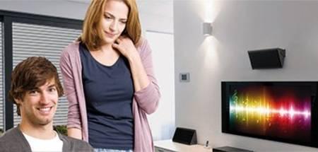 rademcher Haussteuerung Anwendungsbeispiel Luxus