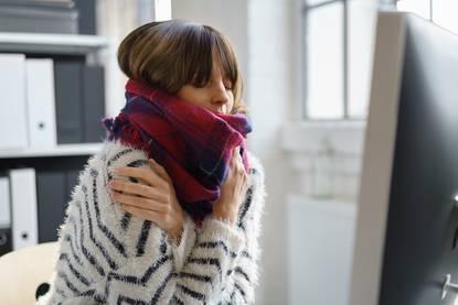 Klimaanlagen in Büroräumen