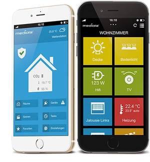Smarthome Appsteuerung